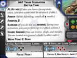 AAT Trade Federation Battle Tank