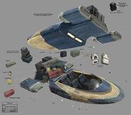 Trials of the Darksaber concept 3