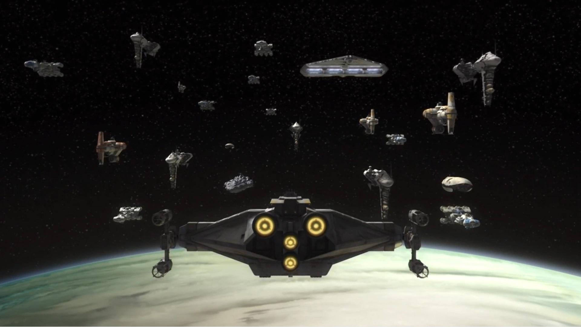 Rebel Fleet Star Wars Rebels Wiki Fandom