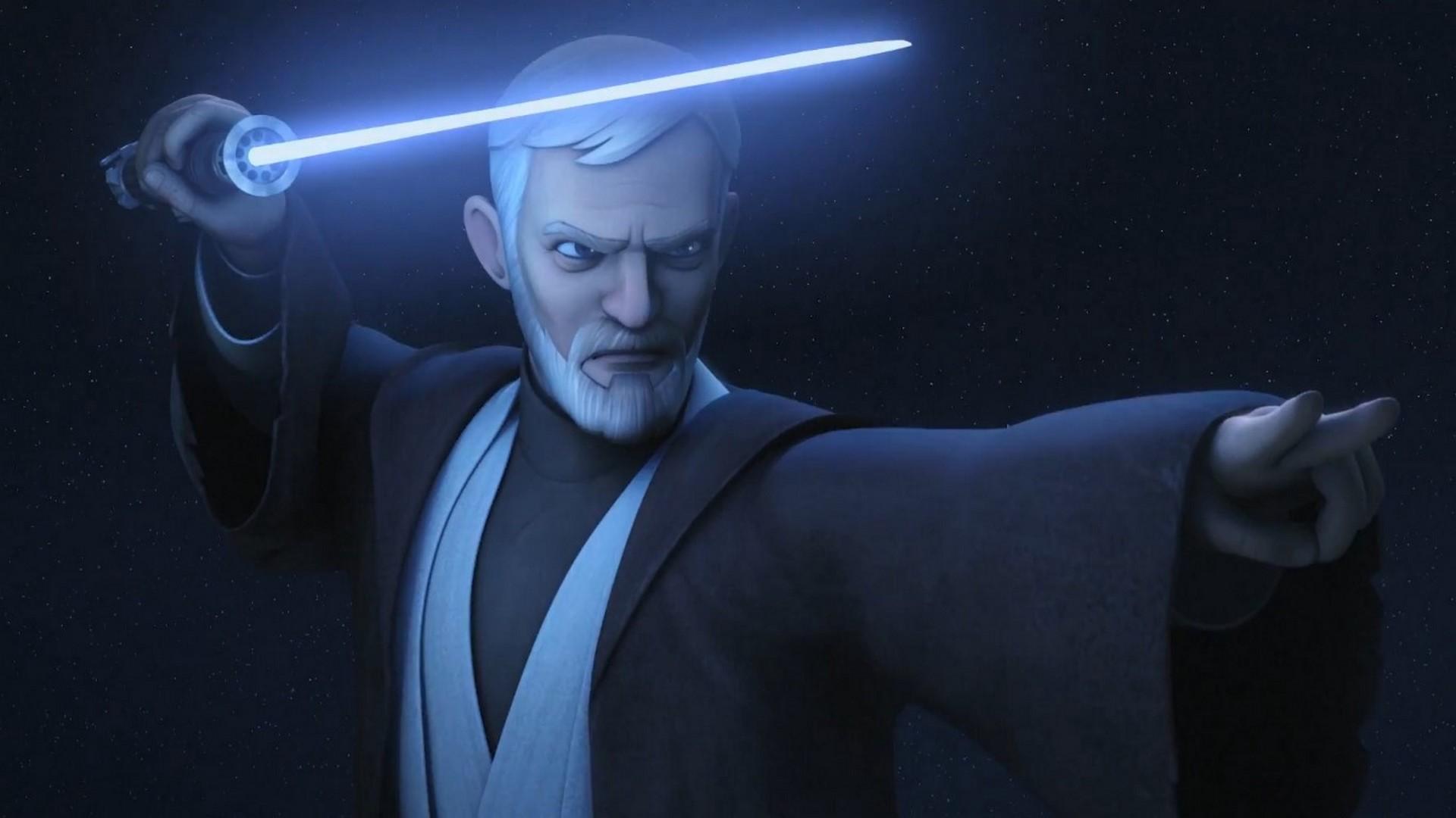 Obi Wan Kenobi Star Wars Rebels Wiki Fandom