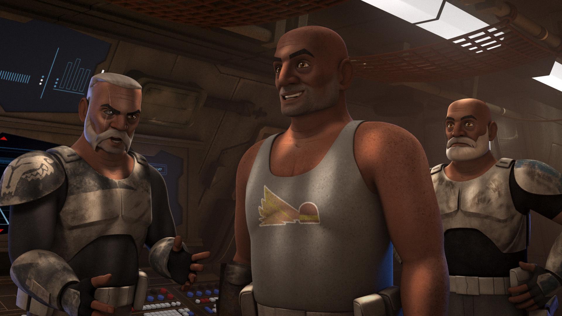 Clone Trooper Star Wars Rebels Wiki Fandom