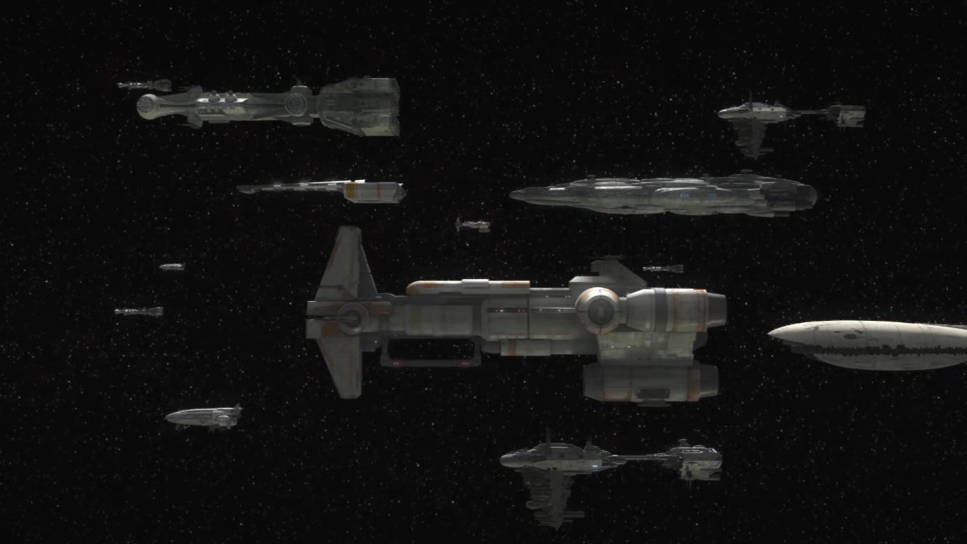 Alliance Fleet Star Wars Rebels Wiki Fandom