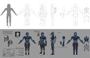 Trials of the Darksaber concept 1