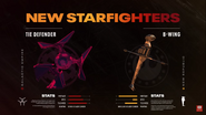 New Fighters