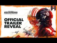 Star Wars- Squadrons – Official Reveal Trailer
