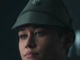 Нерозпізнана імперська офіцерка зв'язку