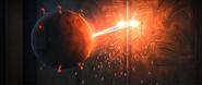 Decimator using lasers