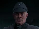 Нерозпізнаний імперський палубний офіцер
