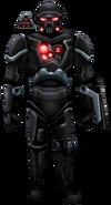 Phase II dark trooper-Full body