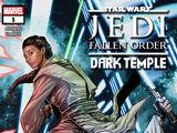 Зоряні війни. Джедаї: Полеглий Орден. Темний храм