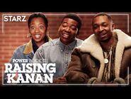 Meet the Cast of Raising Kanan - STARZ