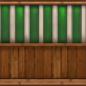 Greenstripedwallpix.png