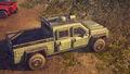 Military Truck default color