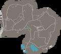 Drucker County Map (Small Blank)