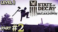 "Ⓦ State of Decay Breakdown Walkthrough Guide ▪ Part 2, Alan Gunderson ""The Killer"" Challenge"