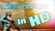 Amelia Crasman State of Decay The Fearless Fighter HD