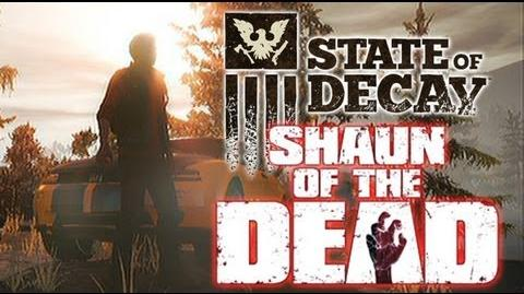 State of Decay Shaun of the Dead Easter Eggs