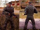 Sergeant Erik Tan