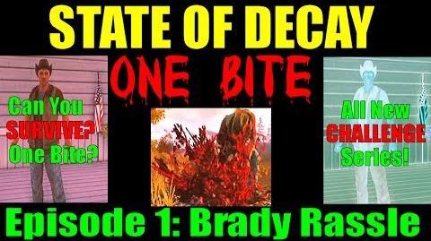 State Of Decay One Bite Episode 1 Brady Rassle Challenge Series 6 Landmarks 1 Objective