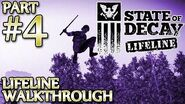 Ⓦ State of Decay Lifeline Walkthrough - Part 4 ▪ Artillery Site, Rescuing Madison Grant