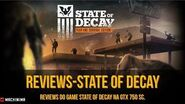 STATE OF DECAY▐ Year One Survival Edition 1080p 60 Fps