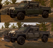 Military Truck - Big Boss