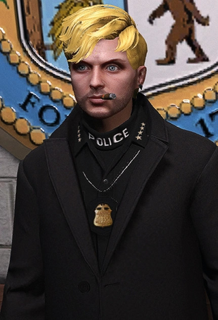 Chief of Police