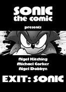 Exit Sonic