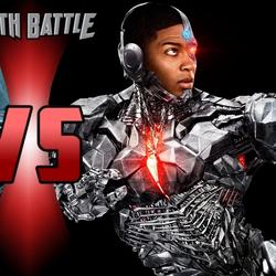 Ultron vs Cyborg