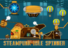 Workshop in Steampunk Idle Spinner.png