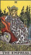 Tarot 03 Empress
