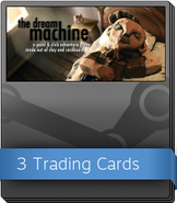 The Dream Machine Chapter 1 & 2 Booster Pack