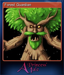 A Princess' Tale - Forest Guardian