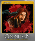 Cognition An Erica Reed Thriller Foil 2