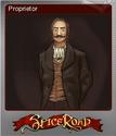 Spice Road Foil 7