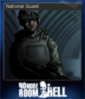 No More Room in Hell Card 8