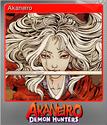 Akaneiro Demon Hunters Foil 3