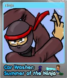 Car Washer Summer of the Ninja Foil 6.png