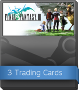 FINAL FANTASY III Booster Pack