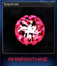 Amaranthine - Blackhole