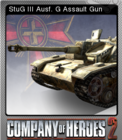 Company of Heroes 2 Foil 1