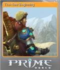 Prime World Foil 5