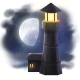 To the Moon Badge 4