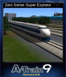 A-Train 9 V4.0 : Japan Rail Simulator - Zero Series Super Express