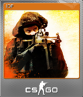 Counter-Strike Global Offensive Foil 4