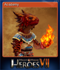 Might & Magic Heroes VII Card 1