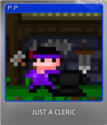 Just a Cleric Foil 02