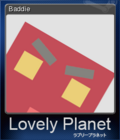 Lovely Planet Card 1