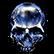 Strike Vector Emoticon IronSkull