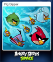 Angry Birds Space Card 6